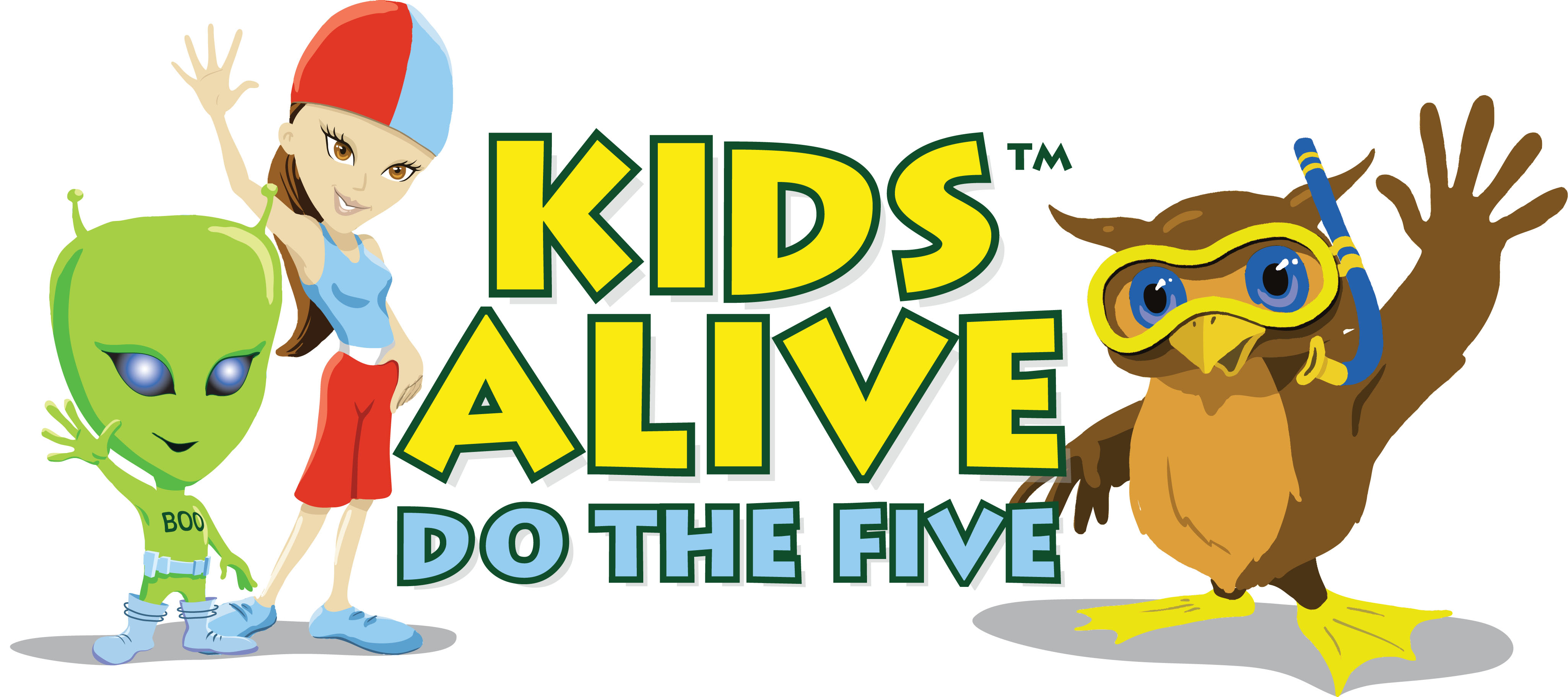 Kids Alive. Do the Five.
