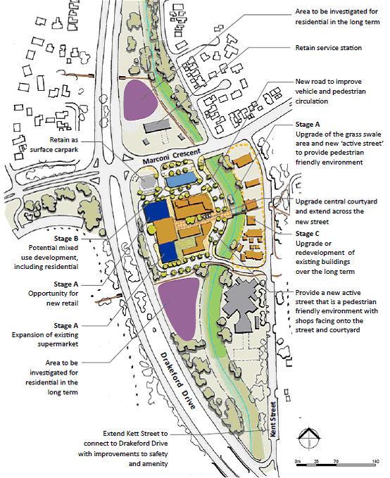 Kambah Group Centre Master Plan Environment Planning