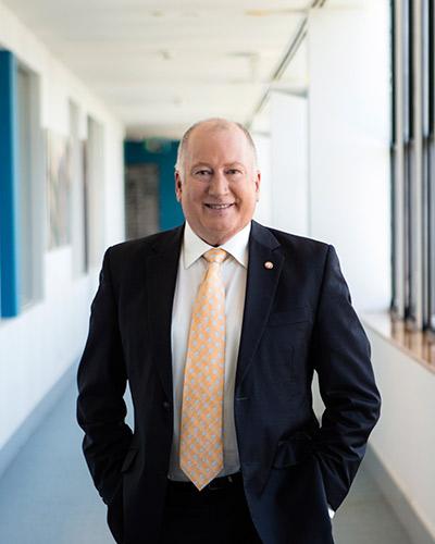 Mick Gentleman, MLA, Minister for Planning