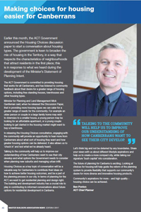 Article as it appeared in the Master Builders Association News